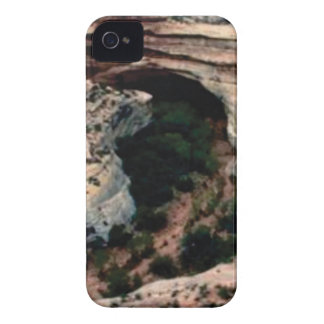 Erosion pockets in desert iPhone 4 covers