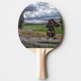 Errr Mahh Gerdd Ping Pong Paddle