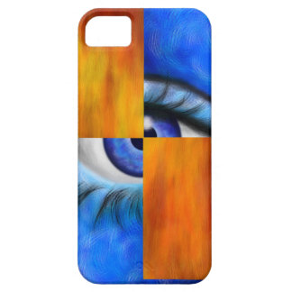 Ersebiossa V1 - hidden eye Barely There iPhone 5 Case