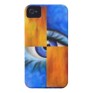 Ersebiossa V1 - hidden eye iPhone 4 Cover