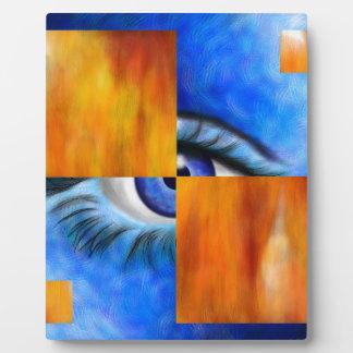 Ersebiossa V1 - hidden eye Plaques