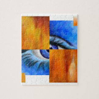 Ersebiossa V1 - hidden eye without back Puzzles