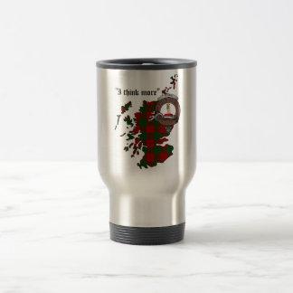 Erskine Clan Badge Travel Mug
