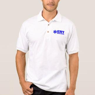 ERT -Emergency Response Team Polo T-shirts