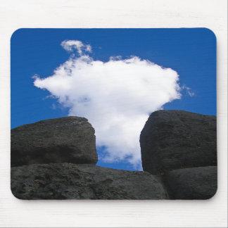 Erupting Cloud - Mousepad