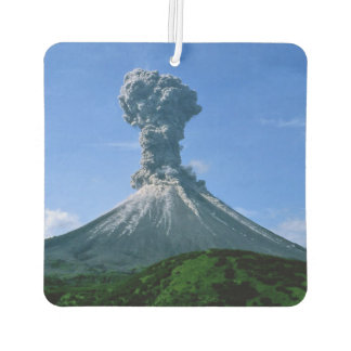 Eruption Car Air Freshener