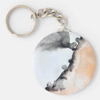 Eruption Key Ring