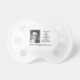 Erwin Schrödinger Physics Chemistry Statistical Dummy