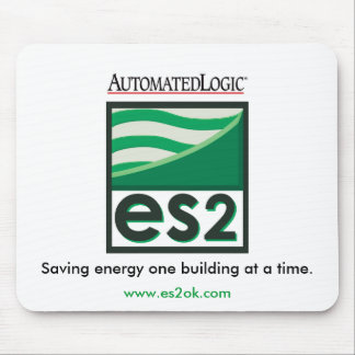 ES2 Saving energy... Mouse Pad