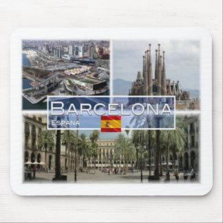 ES Espana - Spain - Barcelona - Sagrada Familia - Mouse Pad