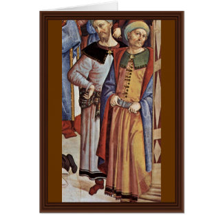 Es Piccolomini Is The Name Pius Ii Appointed Pope Card