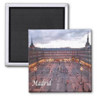 ES - Spain - Madrid - Plaza Mayor Magnet