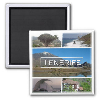 ES * Spain - Tenerife Canary Islands Spain Magnet