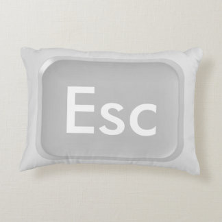 Esc Key Decorative Cushion