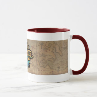 Escapades Island 2013 - Deluxe Mug