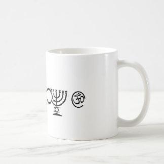 Escape - Black Classic White Coffee Mug