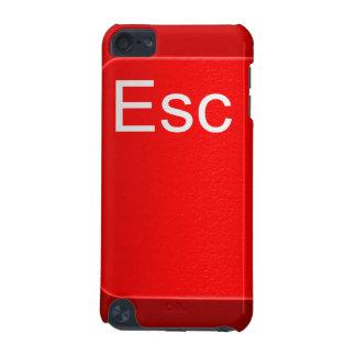 Escape Computer Button iPod Touch Case