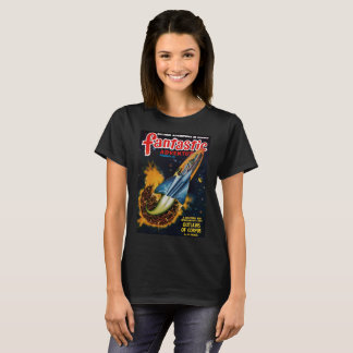 Escape from an Exploding Planet T-Shirt