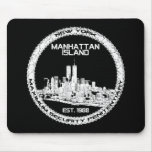 Escape From New York Mousepad