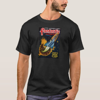 Escape from the Exploding Planet T-Shirt