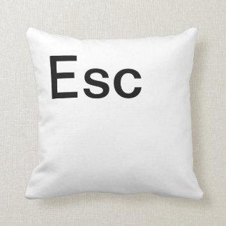 Escape Key Cushion