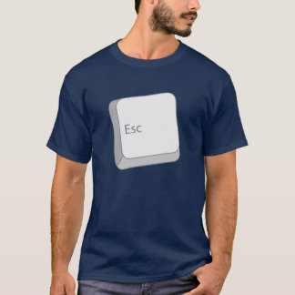 Escape Shirt - IT Crowd
