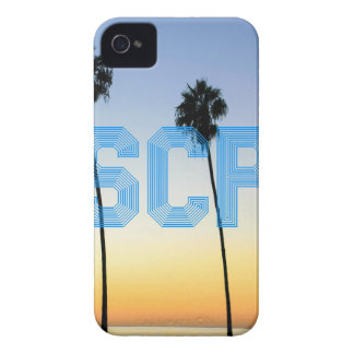 Escape to palm trees design iPhone 4 cover