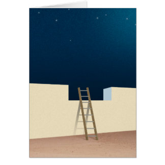 Escape To The Stars Card