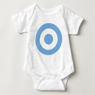 Escarapela Argentina - Roundel of Argentina Baby Bodysuit