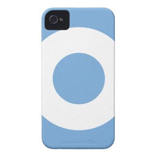 Escarapela Argentina - Roundel of Argentina iPhone 4 Case-Mate Case