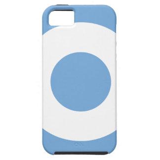 Escarapela Argentina - Roundel of Argentina iPhone 5 Case