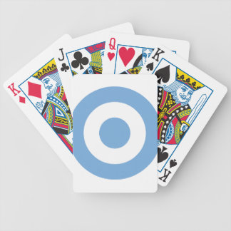 Escarapela Argentina - Roundel of Argentina Poker Deck