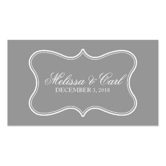 Escort Card | Featured Business Cards