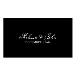 Escort Card   Featured Pack Of Standard Business Cards