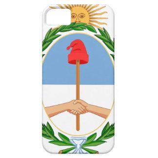 Escudo de Argentina - Coat of arms of Argentina iPhone 5 Covers