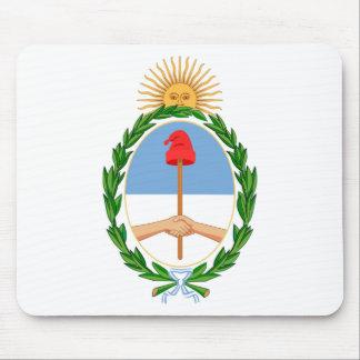 Escudo de Argentina - Coat of arms of Argentina Mouse Pad