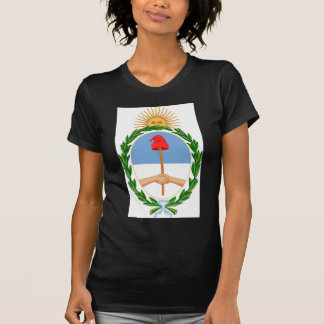 Escudo de Argentina - Coat of arms of Argentina T-Shirt