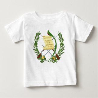Escudo de armas de Guatemala - Coat of arms Baby T-Shirt