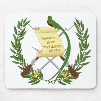 Escudo de armas de Guatemala - Coat of arms Mouse Pad