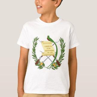 Escudo de armas de Guatemala - Coat of arms T-Shirt