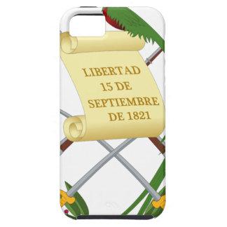 Escudo de armas de Guatemala - Coat of arms Tough iPhone 5 Case