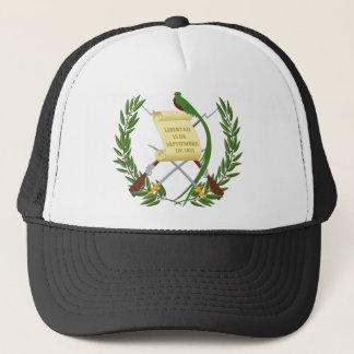 Escudo de armas de Guatemala - Coat of arms Trucker Hat