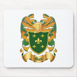 Escudo de Armas Mota Mouse Pad