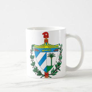 Escudo de la Republica de Cuba Coffee Mug