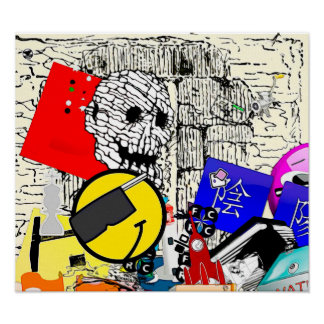 ESearch - Art On Canvas Print