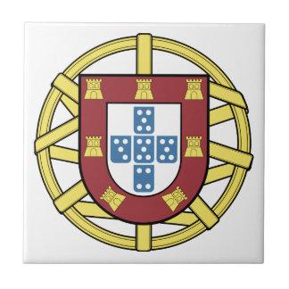 Esfera Armilar Portuguesa Ceramic Tile