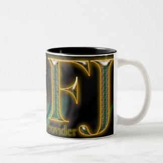 ESFJmug Two-Tone Coffee Mug