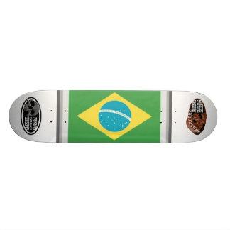 ESGHHG Brazil 21.3 Cm Mini Skateboard Deck