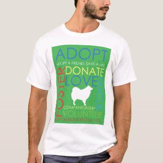 Eskie Rescue Design Shirt Green
