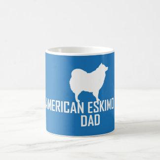 Eskimo Dad Mug Blue